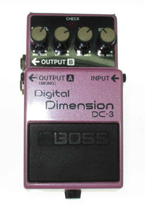 Boss DC3 Digital Dimension Japanese Vintage