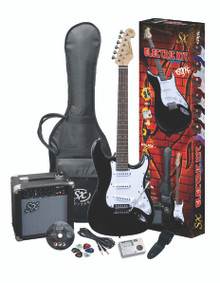 Sx Electric Guitar Package