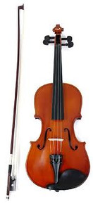 Valencia  Violin Package All Sizes