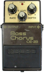 Boss Chorus CE2B Green Label Made in Japan