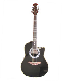 Eston Round Back Semi Acoustic guitar