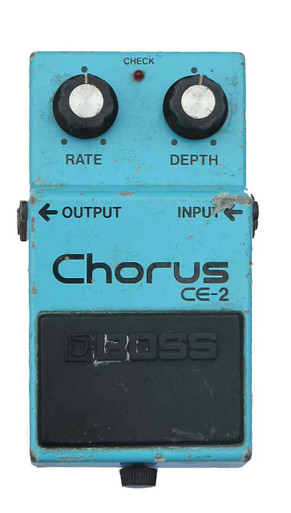 Boss CE-2 Japanese Made Chorus Effect Pedal