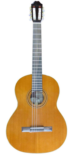 Katoh MCG50C Solid Cedar Top Nylon String Classical Guitar