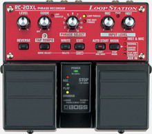 Boss RC20XL Loop Pedal