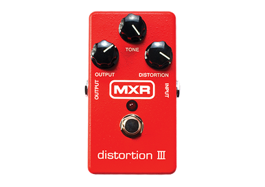 MXR distortion 3