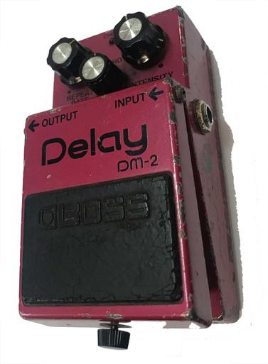 Boss DM2 Delay