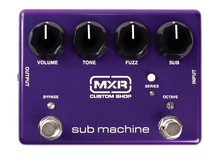 MXR Sub Machine effect pedal