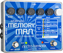 EHX Stereo Memory Man With Hazarai Delay Looper