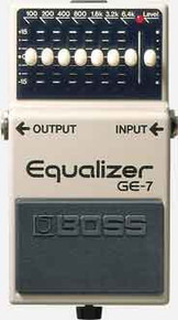 Boss GE7 Equaliser