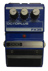 DOD FX35 Octoplus Guitar Effects Pedal