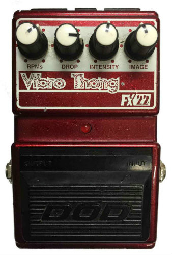 DOD FX22 Vibro Thang Guitar Effects Pedal (DODFX22)