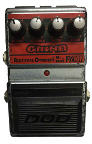 FX101 Grind Rectifying Overdrive Guitar Effects Pedal