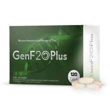 LEADING EDGE HEALTH GENF20 PLUS HGH RELEASER, 120 TABLETS