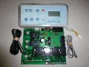 Vita spa L200 Kit, Replacement Topside and Circuit Board