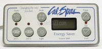 ELE09200690 Cal Spa Topside Control Panel W/O BLITE