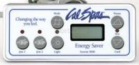 Cal Spas Topside control panel ELE09200600, 51014