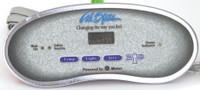 ELE09200340 Cal Spa Topside Control Panel C2000 '99