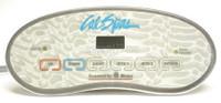 ELE09200772 Cal Spa Topside Control Panel PANEL OE/OG 2200 **DISCONTINUED**