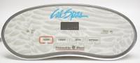 ELE09200771 Cal Spa Topside Control Panel OE/OG 2100