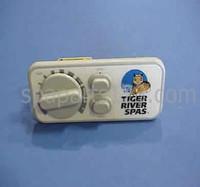 Tiger River Spas Topside 35082, 1995-1996 DISCONTINUED