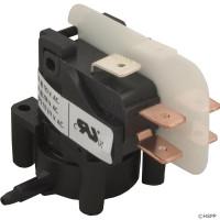 TBS-417 Air Switch, DPDT 20A, LC