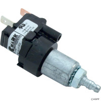 TBS-3208 Spa Air Switch Momentary, Barb, 25A SPNO, MC