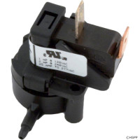 TBS-406 Air Switch, 25A SPNO LC, 90Deg Term