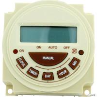 Intermatic Spa Time Clock, Spa Timer, Electric, 7 Day, SPST 20A 240V ( PB374E )
