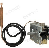 "Spa Thermostat Mechanical 5/16""x18"" Hydroquip 3263-00"