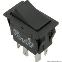 Spa Rocker Switch, DPDT, 240v