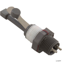 "Spa Flow Switch, 1/2""Thd Q12DS Kit (hubble fitting & 1/2""Cplr)(2)"