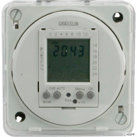 Grasslin Spa Time Clock, Spa Timer, Spa Digital Time Control 120v Panel Mount(3)