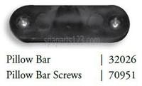 Saratoga Spa Pillow Bar w/ Screws, 32026, 2 pkg