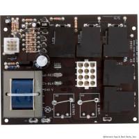Ramco/CRL/Spa Temp Circuit Board PCB, Ramco ST 2240 240v (3-60-0004) 611505, ST-2240 Discontinued