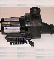 R125A-C Jacuzzi® Bath Pump/Motor, ITT Marlow Pump W/ Air Switch
