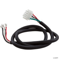 Pump Cord, 14/4 x 31, AMP-4 Male(R/B/W/G) 2 Speed(2)