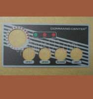 PDC Spas Topside Control Inlay 5
