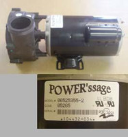 PDC Spas 4.2 HP Single Speed Spa Pump (1998-Present)