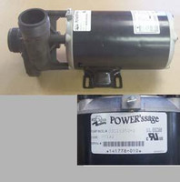 PDC Spas 1.5 HP Dual Speed Spa Pump (1998-Present) 1