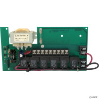Nemco/Royalty/Regency Circuit Board AC Board 077 (Has Relays) (59-577-1005) 203008