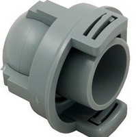 Magnaflo Spa Jet Eyeball And Cage Assy, Gray (Replaces HydraFlex Jet Insert)