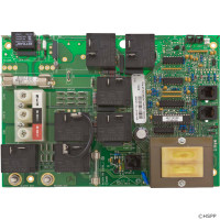 Jacuzzi® Circuit Board Board, R574, R576, Jacuzzi (Topsides 58-138-1160,1162) (52213) BAL52213, 9710-28, R576