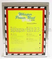 ELE09016080  Cal Spa Equipment Control Box W/FIBEROPTIC PLUG SYS3001SS