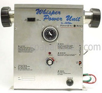ELE09000445  Cal Spa Equipment Control Box FIESTA 110/220 '00 (PARTS ONLY) **DISCONTINUED**