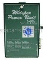 ELE09000440 Cal Spa Equipment Control Box SUPRA CTC 221-220 W/SWITCH