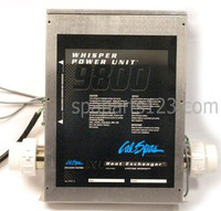 ELE09018211 Cal Spa Equipment Control Box CS9800P2M3 (C-08/4), (P# 54435)