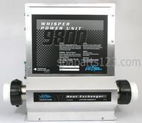 ELE09018203 Cal Spa Equipment Control Box CS9800P3 EL8M3(GL8000), 08' (C-08/4), (P# 54433-02)