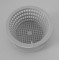 Dynasty Spas Filter Part, Dyna-Flo, Low Profile, Basket, Gray, 10912