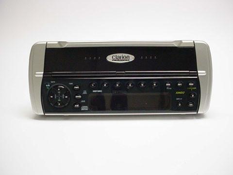 ELE09300017 Cal Spa CD PLAYER, AM/FM, CLARION MARINE, XMD3