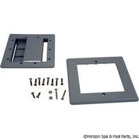 Skim Filter Safety Faceplate Kit, Gray R172555DG